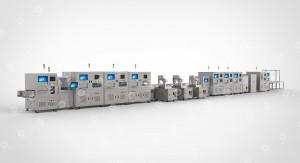 锂电池保护板自动测试线
