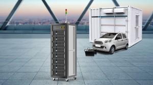 星云电芯能量回馈充放电测试系统BAT-NEEFLCT-051200-V010