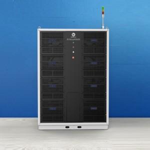 星云动力锂电池组能量回馈充放电测试系统150V300A系列