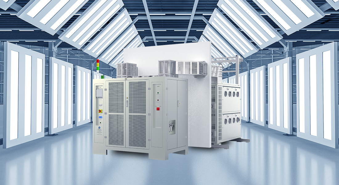 星云电芯能量回馈化成分容测试系统 BAT-NEEFFGT-05200-V002 Featured Image