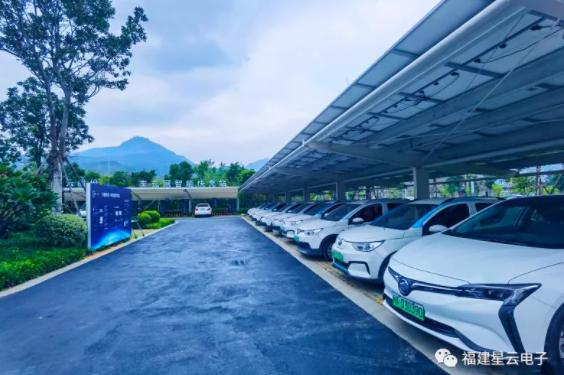 赋能数字技术,打造新能源产业新生态,星云股份亮相数字中国建设成果展览会