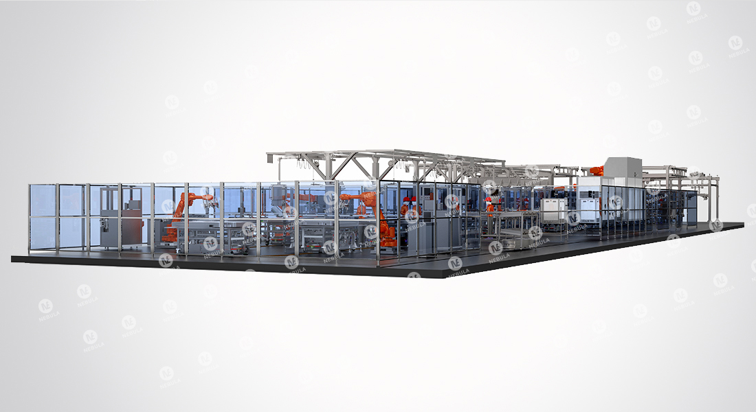 EV PACK自动化产线