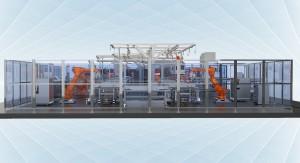 EV电池包自动化组装生产线EV PACK ASSEMBLY LINE