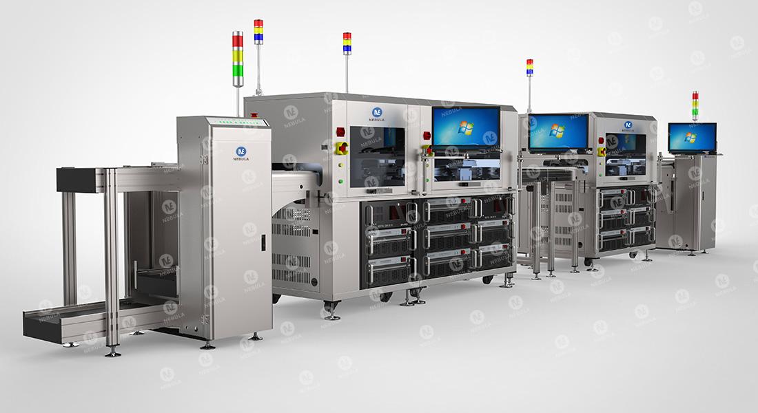 动力电池组BMS自动测试线 Featured Image