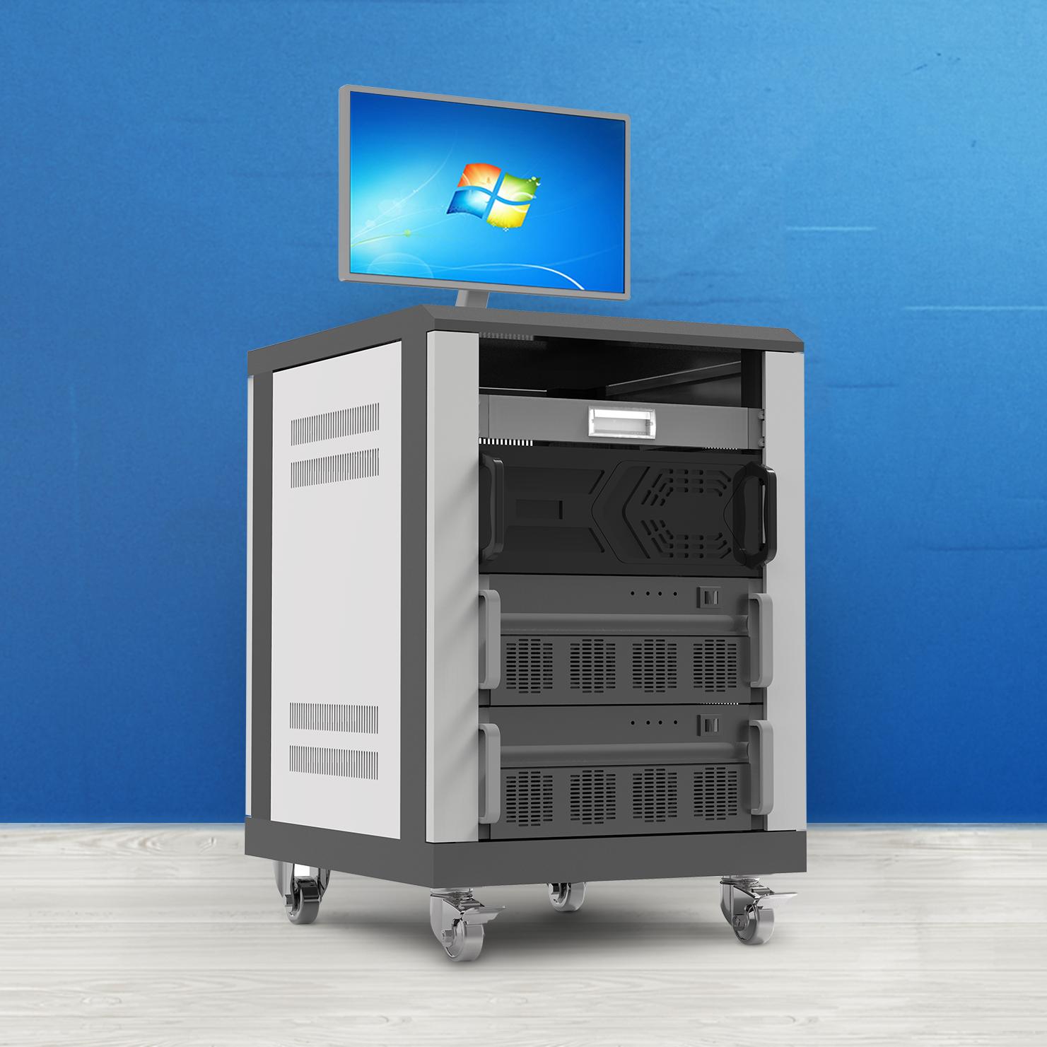星云笔记本锂电池组保护板测试系统 Featured Image