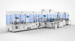 燃料电池膜电极自动化生产线