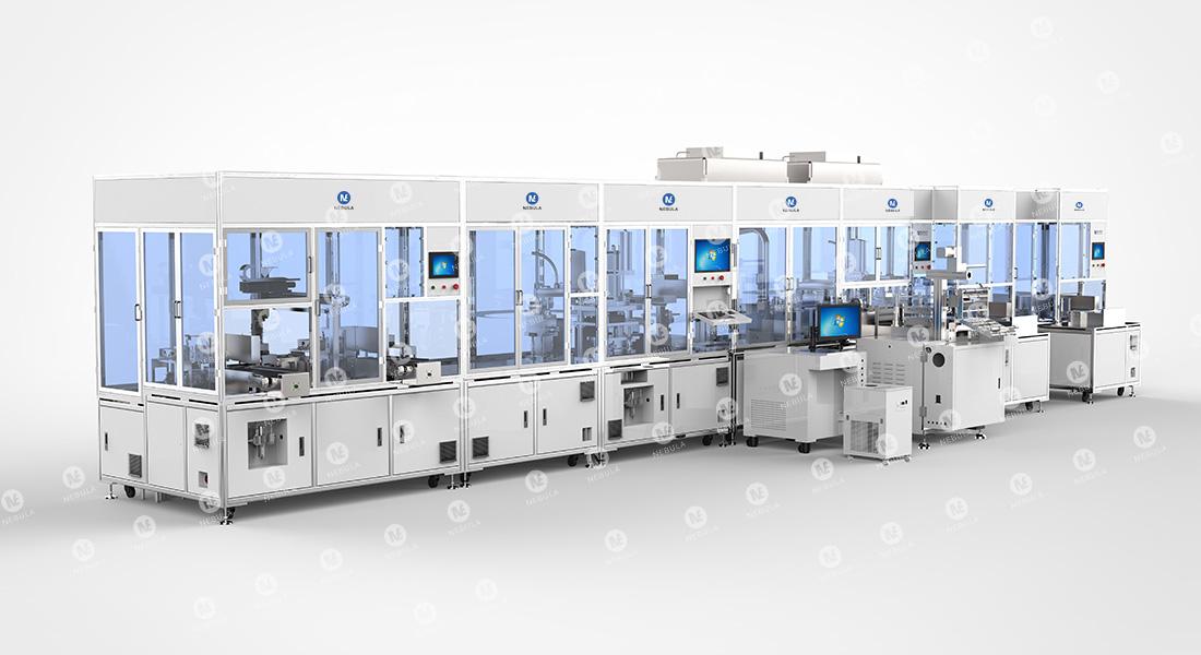 燃料电池膜电极自动化生产线 Featured Image